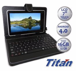 Titan Tablet 7010Me 16Gb 1Gb Ram  7""